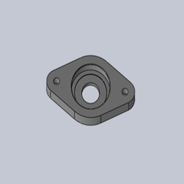 608zz Bearing Cover (Nylon)